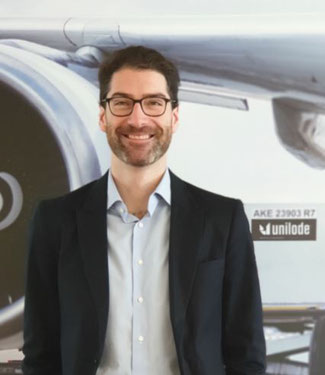 Mario Holzer is responsible for Unilode's Short Term Leasing business  -  picture: Unilode