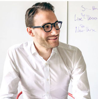Moritz Claussen is cargo.one's co-founder and Managing Director