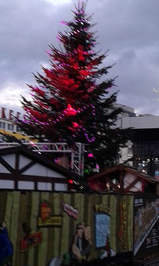 Santa Pauli Hamburgs geilster Weihnachtsmarkt 2016