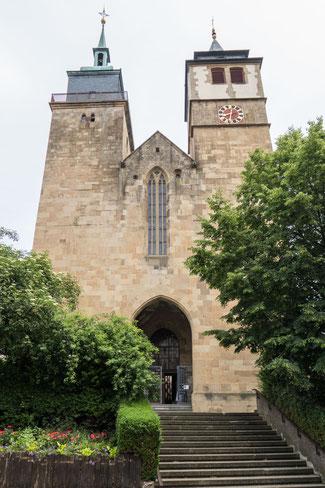 © Traudi - Bartholomäuskirche mit Hochwacht und Glockenturm