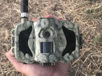 La MG983-30M una excelente cámara con muchas opciones