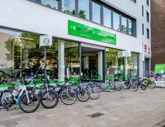 Kompetente Kaufberatung für den Erwerb eines City e-Bikes