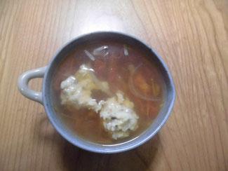 エソ団子のトマトスープ はこちらからどうぞ