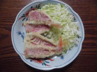 ヒメジ(金太郎)料理・調理法