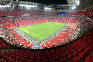 Wembley London, Stadion, Tottenham Hotspurs, Die Traumreiser