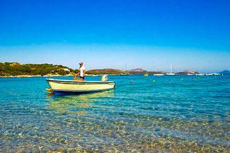 Sardinien, Buchten, Strände, Strand, Mittelmeer, Italien