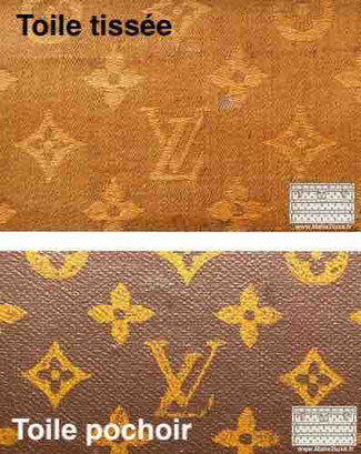 Louis vuitton woven canvas Louis vuitton