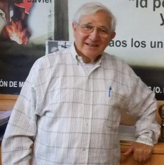 PADRE TOMÁS ELÍAS JORDÁN YERA SDB