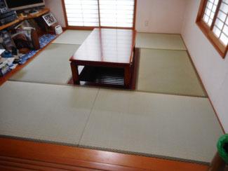 国産熊本県産丈夫な畳を使った八王子市のN様