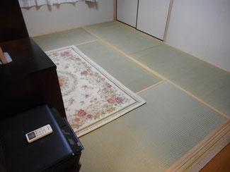 立川市 畳替え 熊本県産上級畳