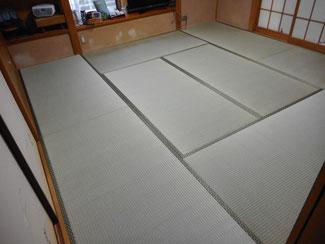 日野市N様畳と襖と障子の張替え施工例