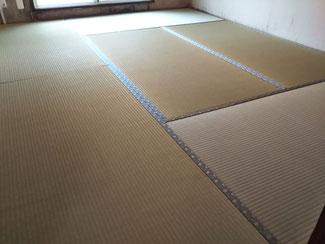 日野市H様 並の畳おもてで新畳