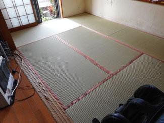 日野市 畳屋 丈夫な畳