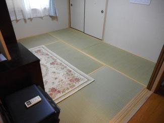 立川市H様 熊本県産の上級品の畳の施工例