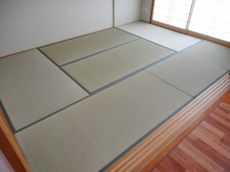 立川市S様の畳と襖ふすまの施工例写真