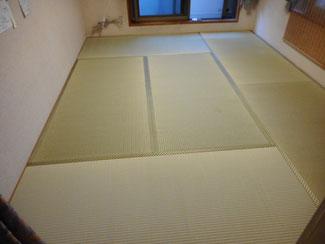 日野市 畳 新調 新しい畳