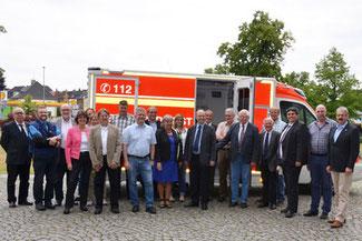 Der Ausschuss für Rettungswesen und Katastrophenschutz des Rhein-Sieg-Kreises, Bildquelle: Rhein-Sieg-Kreis