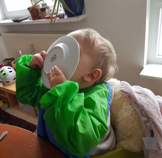 Protokoll einer Kita-Eingewöhnung aus Vatersicht auf Mama-Blog Patschehand.de