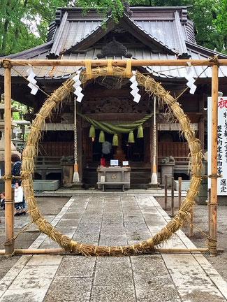 田無 神社