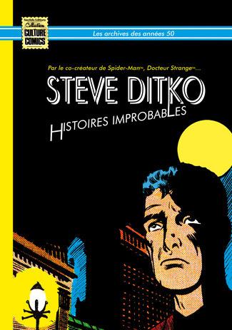 Steve Ditko Image