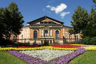 バイロイト祝祭劇場(Bayreuther Festspielhaus)