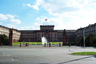マンハイム城(宮殿)