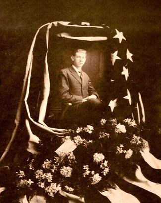 Herman John Bartels (1894-1918)