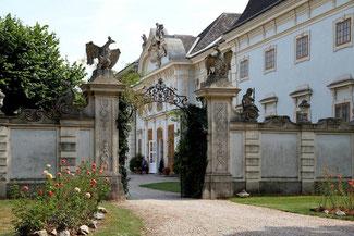 Heiraten im Schloss nahe Wien