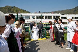 Heiraten im Hotel Donauschlinge