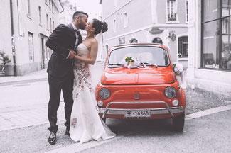 italienische Hochzeitsdeko