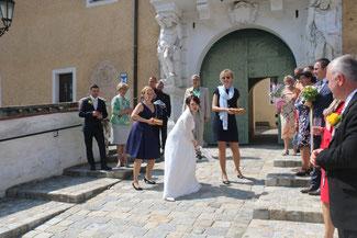 Brana Werfen auf Hochzeiten