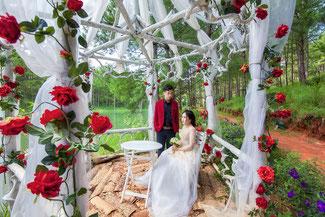 High Drama bei der Hochzeit