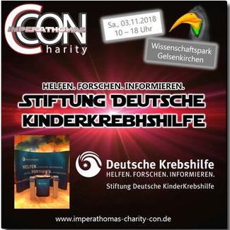 Imperathomas Charity Con 2018 in Gelsenkirchen