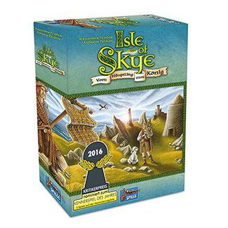 Kennerspiel des Jahres 2016: Isle of Skye