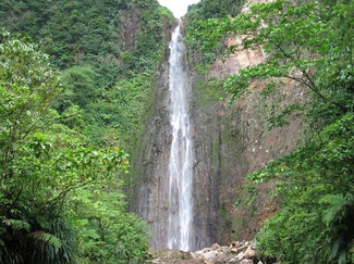 Parco Nazionale della Guadalupa (Chutes de Carbet)