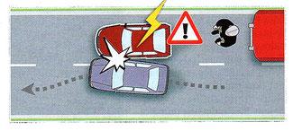 accident avec une voiture électrique : éviter l'électrocution