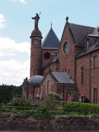 haut lieu énergétique en Alsace
