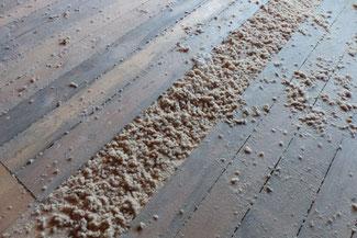 Holzfaser-Einblasdämmstoff