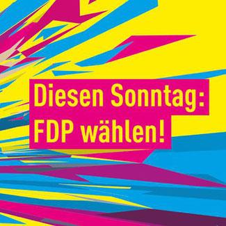 3x FDP wählen!