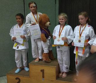 Emma Seipold erkämpfte sich Gold