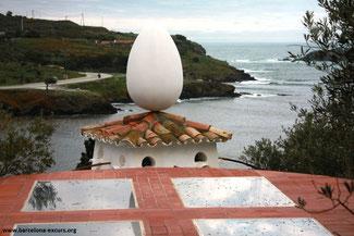 Экскурсии в дом-музей Дали в Порт-Льигат