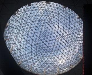 Купол Театра-Музея Сальвадора Дали