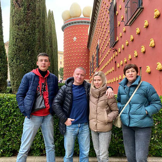 Театр-Музей Сальвадора Дали, отзывы туристов об экскурсии с русским гидом в Барселоне