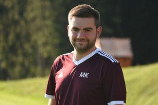 Trainer Markus Kölbl