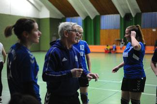 Trainer Klaus Töpl