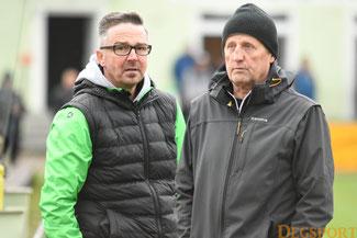 Roland Klement und Gerhard Märkl