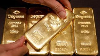 4 x 9 Gold oder 999,9 Reinheit, die höchste Qualität