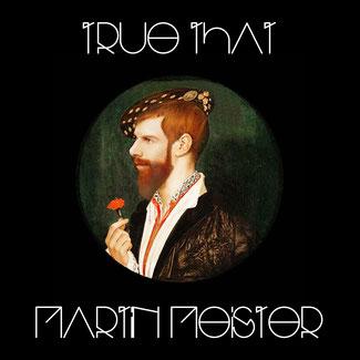 Martin Meister True That music single artwork.