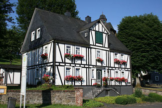 Heimathaus Siegen - Achenbach