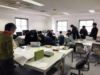 授業スタジオ